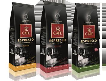 MK Espresso Proffesional
