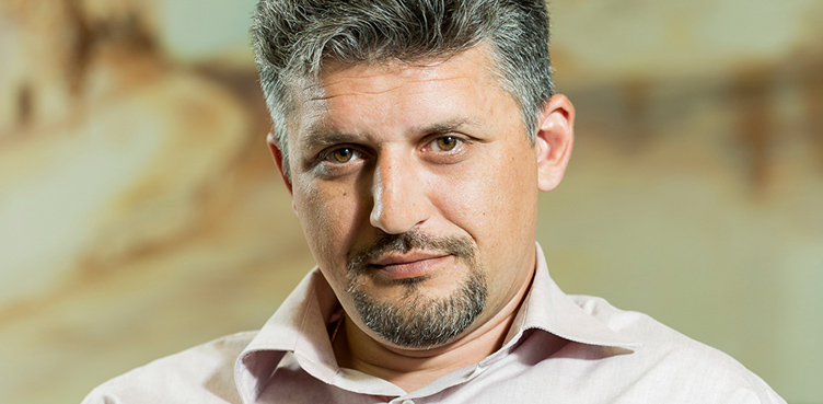 Roman Gorelov General Manager, Strauss Russia