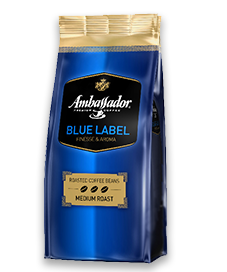 Ambassador_Blue Label  250 beans