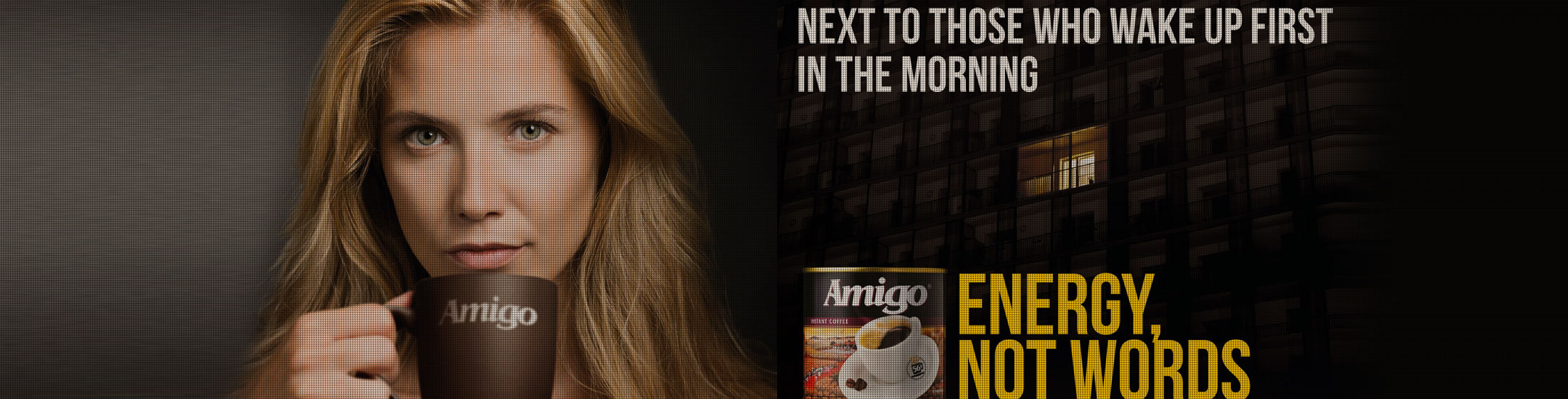 "Strauss Coffee B.V. acquires the ""Amigo"" Brand"