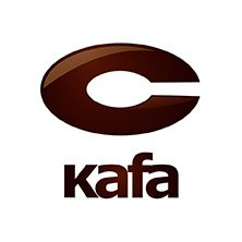 C Kafa logo