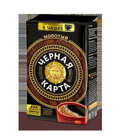 Chernaya Karta Dark Roast