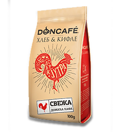 Doncafe Hleb&Kifle