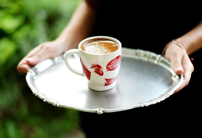 Serbia Brands Doncafe Strauss Coffee