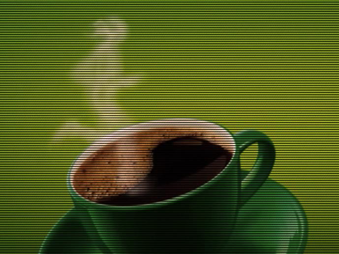 Doncafé Green Active